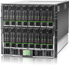HP C7000 G3 BaldeSystem w/15 x BL460c G8  *320 CPU Cores**1TB RAM 10Gbe   CAD CFD  LSDYNA  Ansys